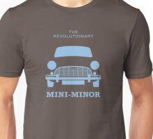 The Revolutionary Morris Mini-Minor! Unisex T-Shirt