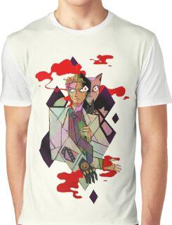Explosive Duo Graphic T-Shirt