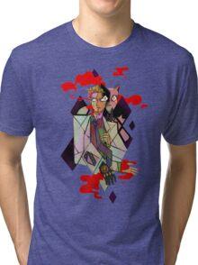 Explosive Duo Tri-blend T-Shirt