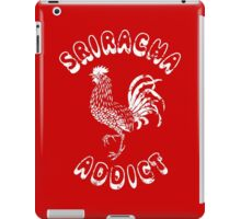 Sriracha Addict Vintage iPad Case/Skin