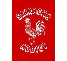Sriracha Addict Vintage Photographic Print