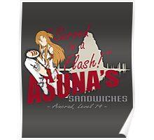 Sandwich Art Online Poster
