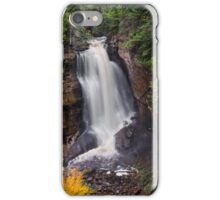 Miners Falls at Pictured Rocks iPhone Case/Skin