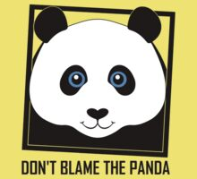 DON'T BLAME THE PANDA Kids Clothes