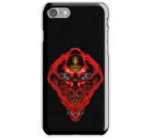 Red Ion Key  iPhone Case/Skin