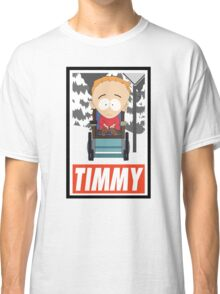 -CARTOON- Timmy South Park Classic T-Shirt