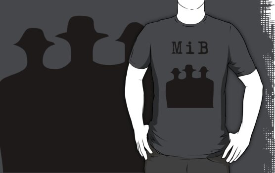 M.I.B. (Men In Black) by ixrid