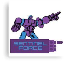 Sentinel Force Canvas Print