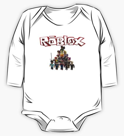 Roblox One Piece - Long Sleeve