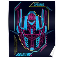 Optimus Poster