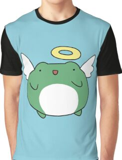 Angel Frog Graphic T-Shirt