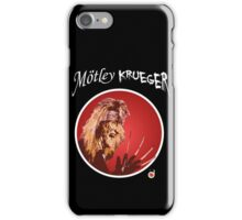 MÖTLEY KRUEGER iPhone Case/Skin