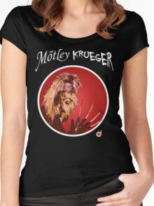 MÖTLEY KRUEGER Women's Fitted Scoop T-Shirt
