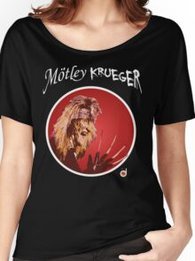 MÖTLEY KRUEGER Women's Relaxed Fit T-Shirt
