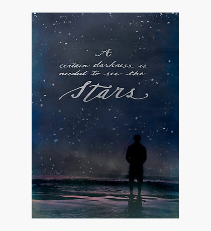 See the Stars Photographic Print
