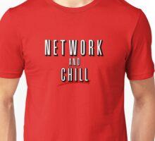 Wrestling - Network & Chill Unisex T-Shirt