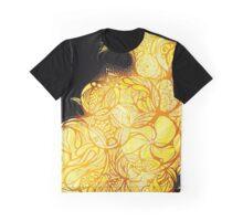 Zen Doodle 4 Royal Sun Graphic T-Shirt