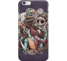 Nightmare de los Muertos iPhone Case/Skin