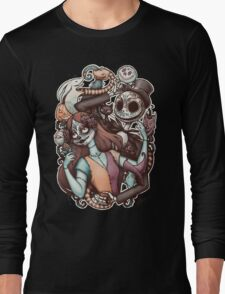 Nightmare de los Muertos Long Sleeve T-Shirt
