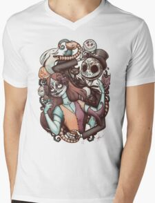Nightmare de los Muertos Mens V-Neck T-Shirt
