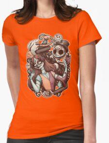 Nightmare de los Muertos Womens Fitted T-Shirt