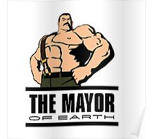 THE MAYOR OF EARTH Poster