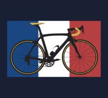 Bike Flag France (Big - Highlight) by sher00