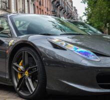 Ferrari 458 Spider Sticker