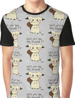 mimikyu Items!  Graphic T-Shirt