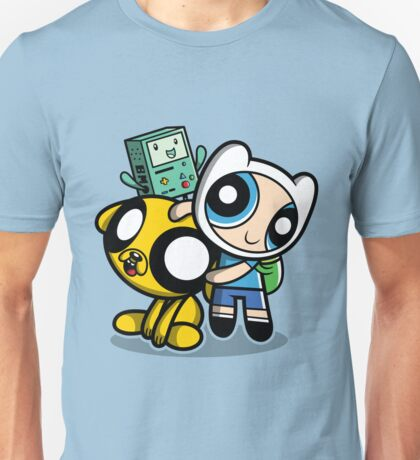 Adventure Puff Buds Unisex T-Shirt