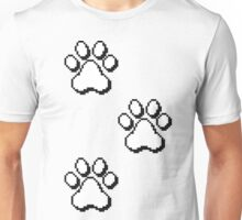 Pixel paw pads! Unisex T-Shirt