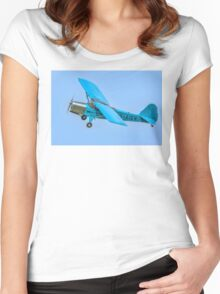 Auster J/1N Alpha G-AIBW Women's Fitted Scoop T-Shirt