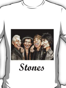 Old Rockers - Gimme Shelter t-shirt T-Shirt