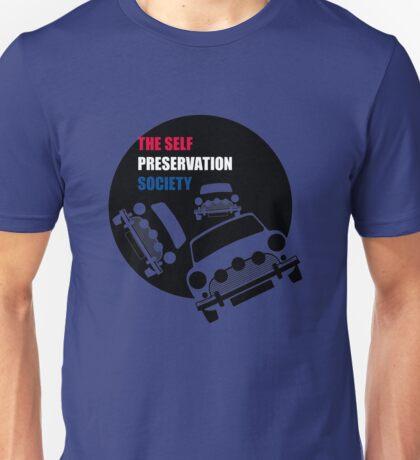 Mini Cooper S - Italian Job Unisex T-Shirt