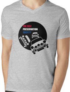 Mini Cooper S - Italian Job Mens V-Neck T-Shirt