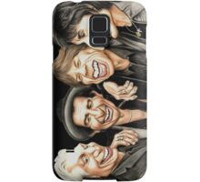Old Rockers - Gimme Shelter Samsung Galaxy Case/Skin