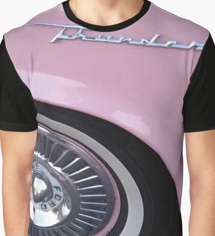 pinkThunderbird Graphic T-Shirt