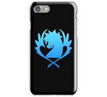 <FAIRY TAIL> Blue Pegasus Logo iPhone Case/Skin