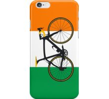 Bike Flag Ireland (Big - Highlight) iPhone Case/Skin