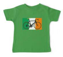 Bike Flag Ireland (Big - Highlight) Baby Tee
