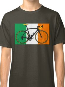 Bike Flag Ireland (Big - Highlight) Classic T-Shirt