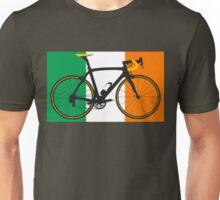Bike Flag Ireland (Big - Highlight) Unisex T-Shirt