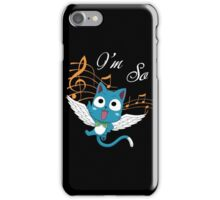 <FAIRY TAIL> I'm So Happy iPhone Case/Skin