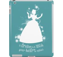 A Dream is a Wish... iPad Case/Skin