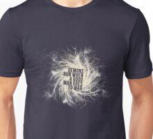 Demons run - v3 Unisex T-Shirt