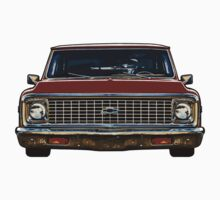 1972 Chevy Truck by OldDawg