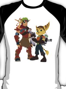 Jakchet and Clankster  T-Shirt