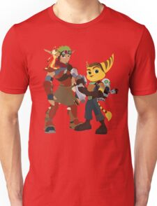 A Boy and His Lombax Unisex T-Shirt