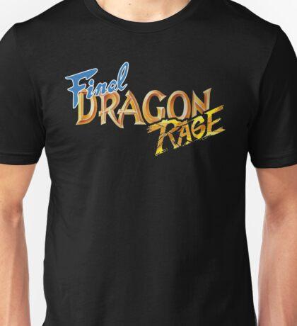 Final Dragon Rage Unisex T-Shirt
