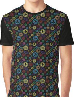 7 chakra mandalas Graphic T-Shirt